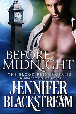 Before Midnight by Jennifer Blackstream