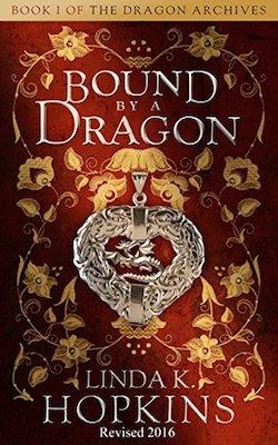 Bound by a Dragon by Linda K. Hopkins