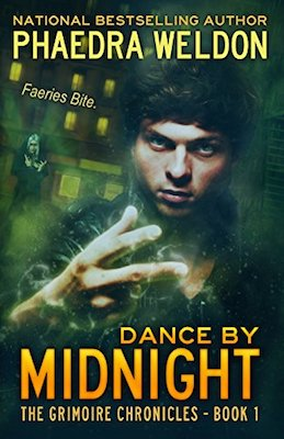 Dance By Midnight by Phaedra Weldon