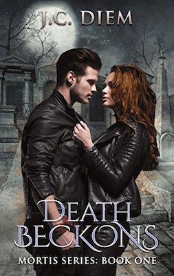 Death Beckons by J.C. Diem