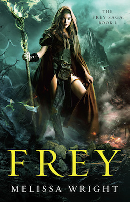 Frey by Melissa Wright