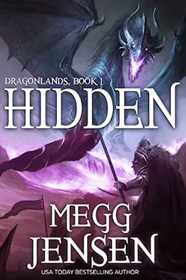 Hidden by Megg Jensen