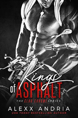 Kings of Asphalt by Alexx Andria