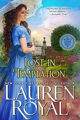 Lost in Temptation by Lauren Royal