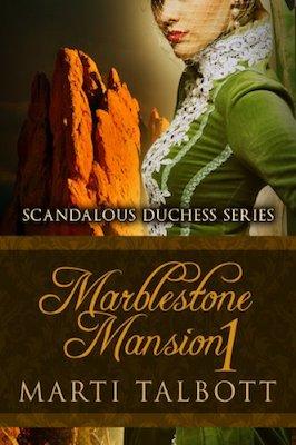 Marblestone Mansion by Marti Talbott
