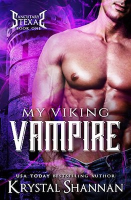 My Viking Vampire by Krystal Shannan