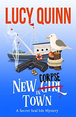 New Corpse in Town by Lucy Quinn