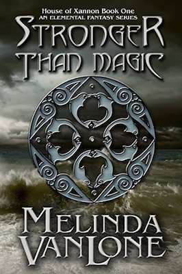 Stronger Than Magic by Melinda VanLone