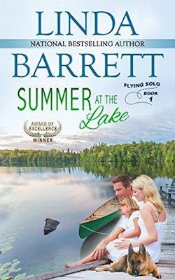 Summer at the Lake by Linda Barrett