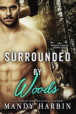 Surrounded by Woods by Mandy Harbin