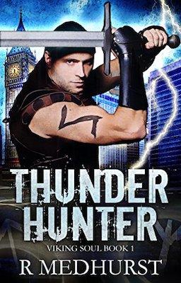 Thunder Hunter by Rachel Medhurst