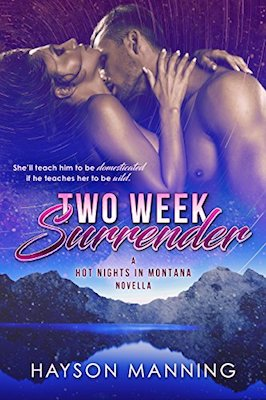 Two Week Surrender by Hayson Manning