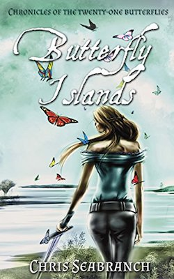 Butterfly Islands by Chris Seabranch