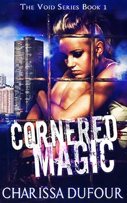 Cornered Magic by Charissa Dufour