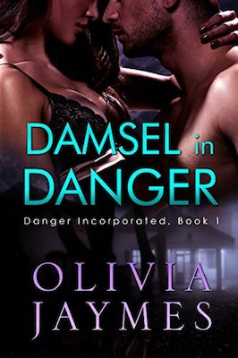 Damsel In Danger by Olivia Jaymes