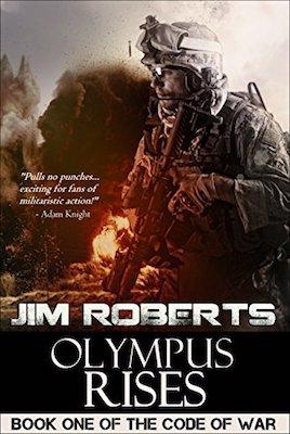 Olympus Rises by Jim Roberts