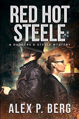Red Hot Steele by Alex P. Berg
