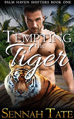 Tempting the Tiger by Sennah Tate