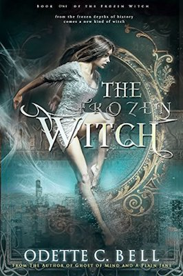 The Frozen Witch by Odette C. Bell