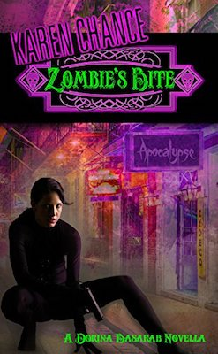 Zombie's Bite by Karen Chance