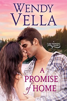 A Promise Of Home by Wendy Vella