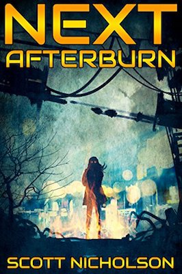 Afterburn by Scott Nicholson