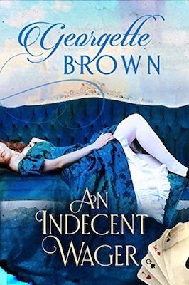 An Indecent Wager by Georgette Brown