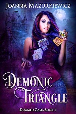 Demonic Triangle by Joanna Mazurkiewicz