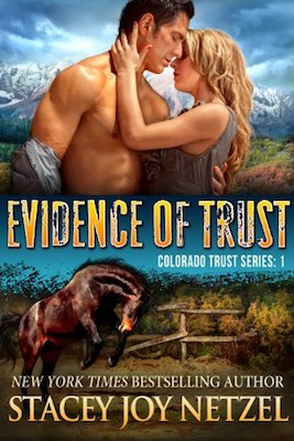 Evidence of Trust by Stacey Joy Netzel