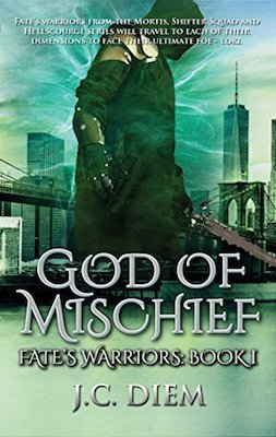 God Of Mischief by J.C. Diem