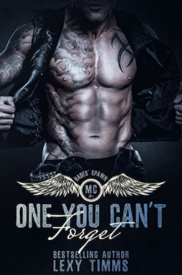 One You Can't Forget by Lexy Timms