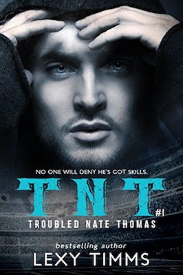 Troubled Nate Thomas by Lexy Timms