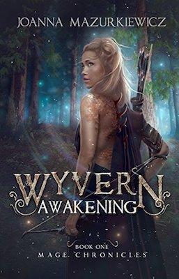 Wyvern Awakening by Joanna Mazurkiewicz
