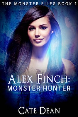 Alex Finch: Monster Hunter by Cate Dean