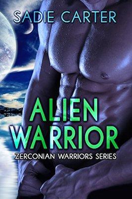 Alien Warrior by Sadie Carter