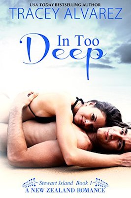 In Too Deep by Tracey Alvarez