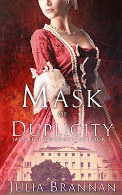 Mask of Duplicity by Julia Brannan