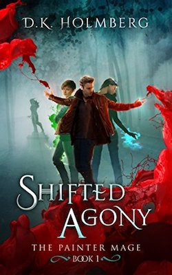 Shifted Agony by D.K. Holmberg