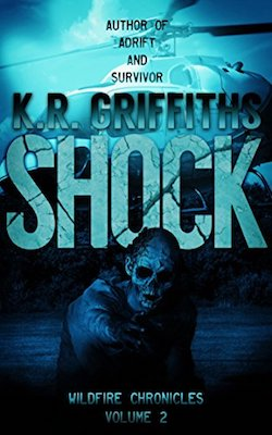 Shock by K.R. Griffiths