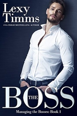 The Boss by Lexy Timms