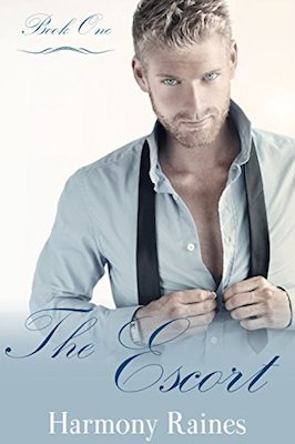 The Escort by Harmony Raines