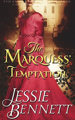 The Marquess' Temptation by Jessie Bennett