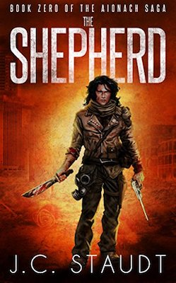The Shepherd by J.C. Staudt