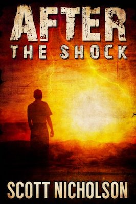 The Shock by Scott Nicholson