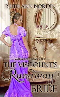 The Viscount's Runaway Bride by Ruth Ann Nordin