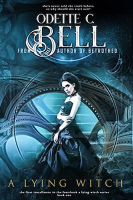 A Lying Witch by Odette C. Bell