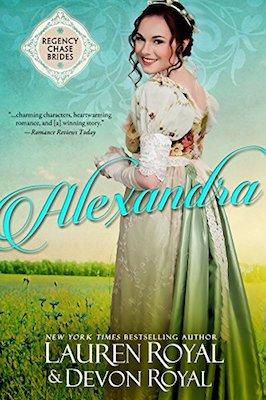 Alexandra by Lauren Royal & Devon Royal