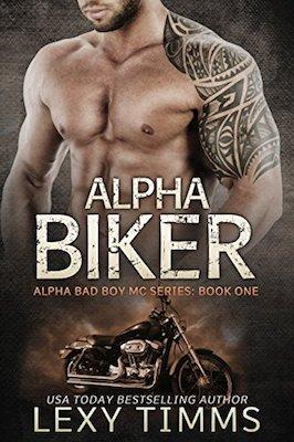 Alpha Biker by Lexy Timms