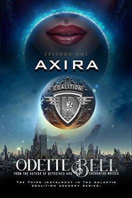 Axira by Odette C. Bell