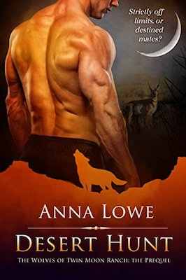 Desert Hunt by Anna Lowe